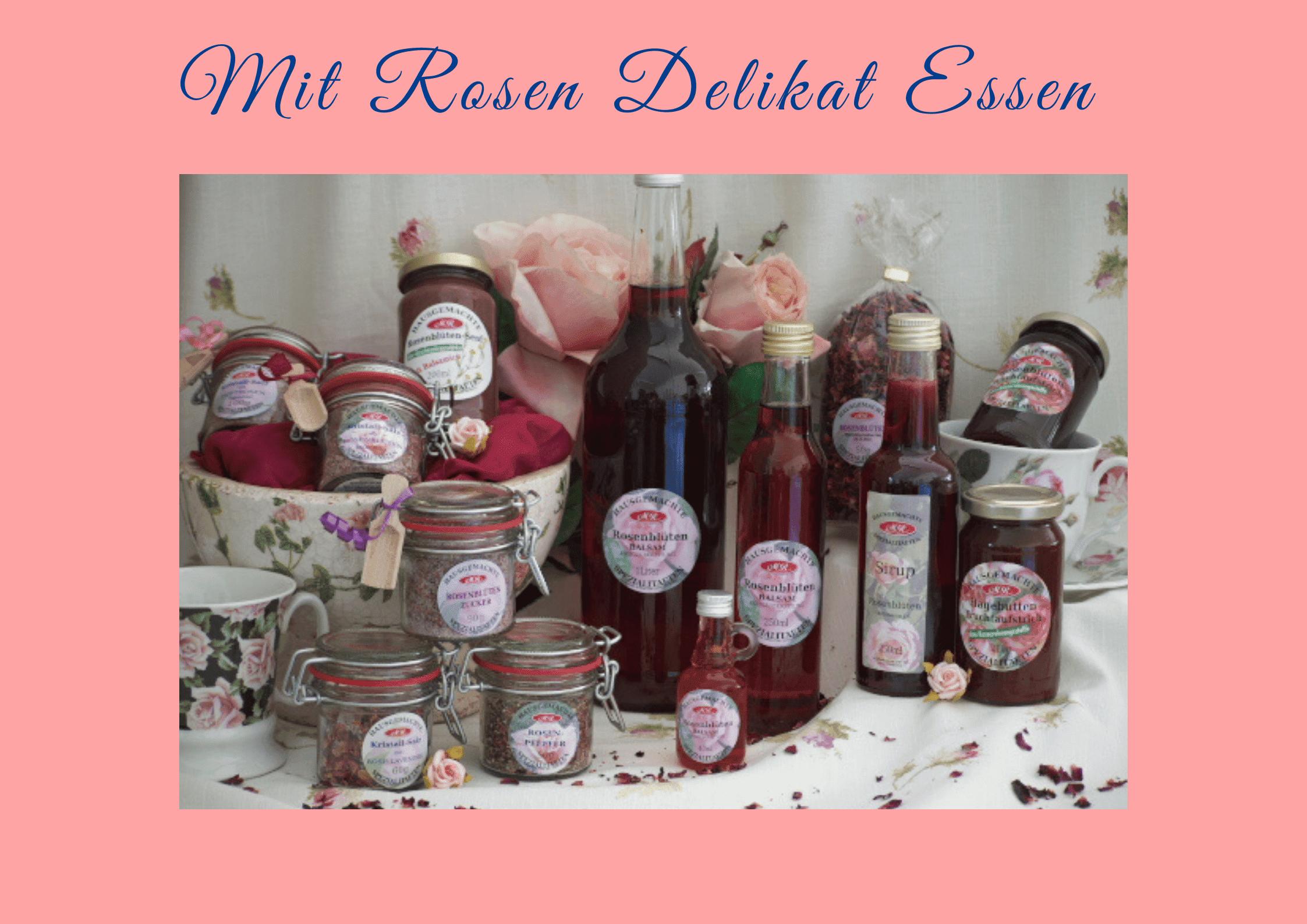 Rosen-Delikatessen