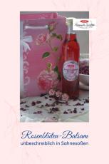 Rosenblüten-Balsam-Essig-Zubereitung