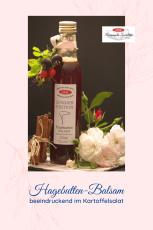 Hagebutten-Balsam-Frucht-Essig Der Vitaminreiche