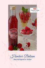 Himbeer-Balsam-Essig-Zubereitung