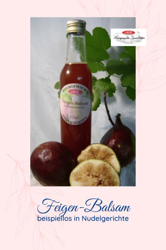 Feigen-Balsam-Frucht-Essig Der Einzigartige