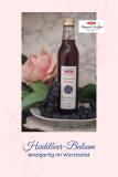 Premium-Balsam Heidelbeer-Essig-Zubereitung