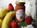 Erdbeer-Banane-Eierlikör