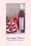 Granatapfel-Balsam-Essig-Zubereitung